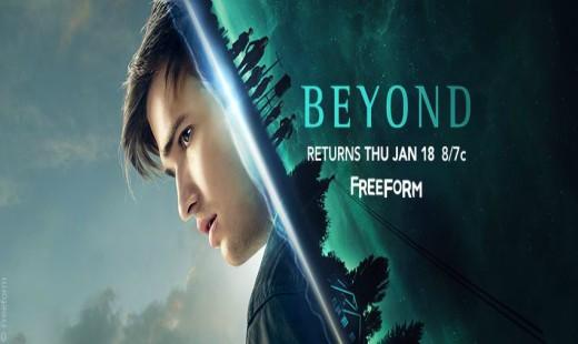 six feet deep, beyond, tv show, drama, science fiction, season 2, review, freeform