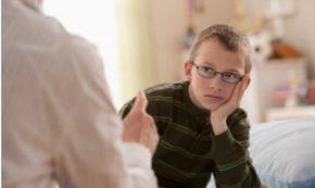 Little Talks: Instilling Good Ethics into Our Boys