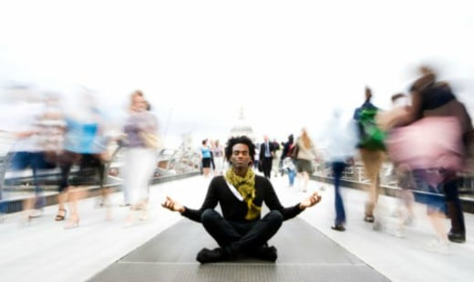 The Mindful Man as an Act of Rebellion