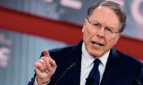 NRA CEO Warns of a Socialist Takeover of Guns