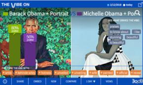 Obama Portrait Praised Despite Hannity's Crazy Tweet