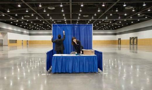 Exhibition Booth Budget : Trade show booth ideas for exhibitors on a budget