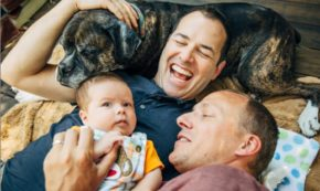 Gay or Lesbian Parents: Coming Out All Over Again