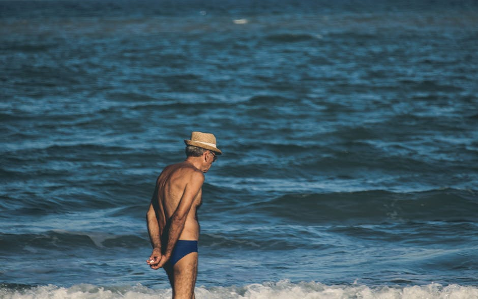 Four Things I've Learned About Aging and Men