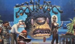 Eye Of The Beholder: The Art of DUNGEONS & DRAGONS Documentary Heads Into Post-Production,Launches Kickstarter