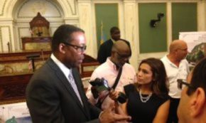 City Council President Talks Challenges with Philly Policing