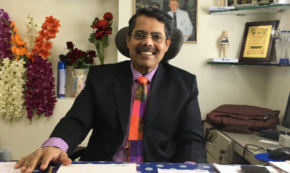 Dr. Pradeep Bhosale: A Man with a Mission