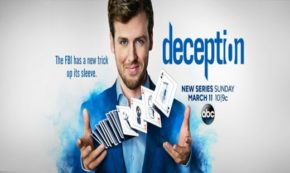 A Magical Investigation Begins on the 'Deception' Pilot