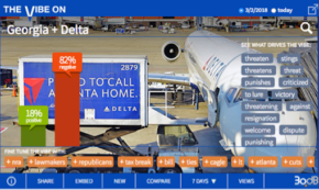 Georgia's on the Wrong Side of the Gun Beef With Delta