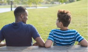 Dads: You Don't Have to Be the Expert