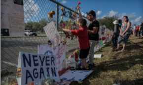 Stand Up for Your Rights: 270+ School Shootings and Fighting for Our Future