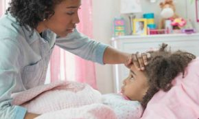 Surviving Days at Home With Sick Kids
