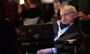 Stephen Hawking, A Man of Stunning Intellect and a Good Puppet