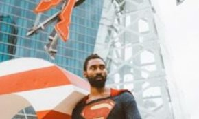 """Last Son: ALL THINGS GEEK Interview with Jonathan Belle – """"The Seattle Superman"""""""