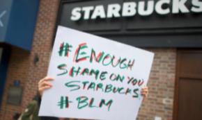 Black Men Aren't Even Safe in a Coffee Shop