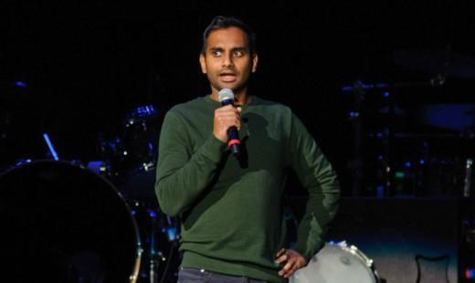 Aziz Ansari Love Online Dating Modern Romance and the Internet