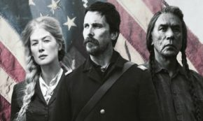 The Gritty Western 'Hostiles' is Trekking to Blu-Ray