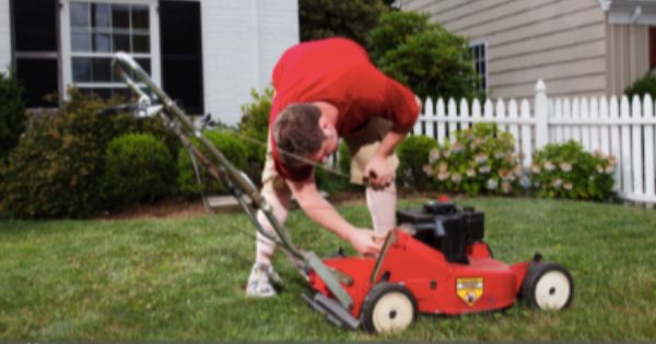 What's the Matter with My Mower? - The Good Men Project