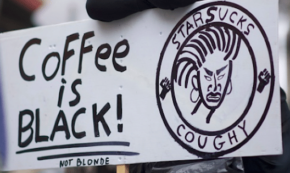 Philadelphia Police Commissioner Gives Statement on Starbucks That Stinks of Trash