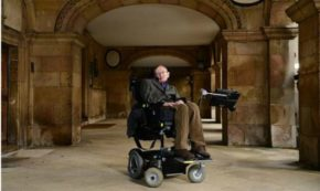Stephen Hawking: Never Believe a Verdict That Does not Empower You