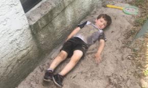 Dirt Is My Parenting Kryptonite