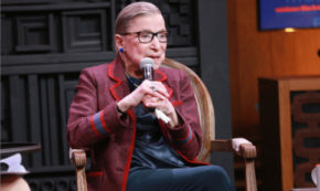 'RBG': Let's Be Like the Judges Who Voted For Ginsburg's Gender-Equality Arguments