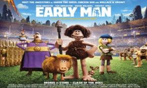 The Clash Between two Ages 'Early Man' is Rolling to Blu-Ray