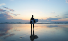 The Promise of a Surfer's Day