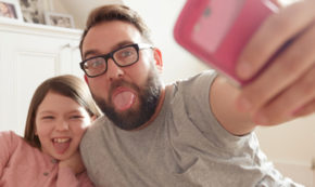An Admirable Father on Raising His Daughter