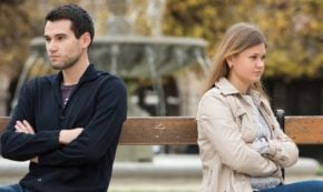 My boyfriend called me a waste of space! Should I forgive or move on?