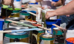 How To Be Environmentally Aware With Paint Waste