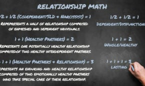 Relationship Math: The Codependent Narcissist Relationship Equation