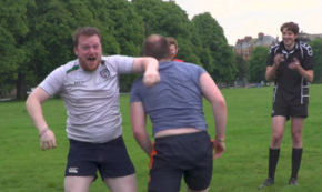 Playing Rugby & Being Gay: Bristol's Only LGBT Rugby Team