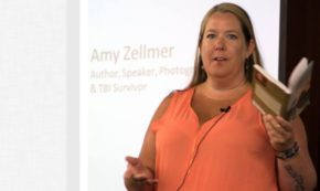 Brain Injury Advisory Council Member Spotlight: Amy Zellmer