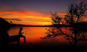 The Magic and Metaphor of Fishing