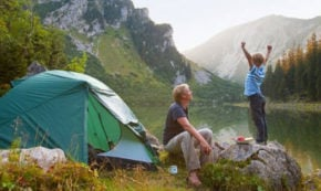 Ideas for Father and Son Camping Trips This Summer