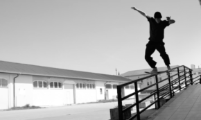 TEMPLE – A Monochrome Skateboarding Quest [Video]