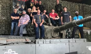 A Not so Typical Press Event at World of Tanks: Mercenaries Console Debut Press Junket