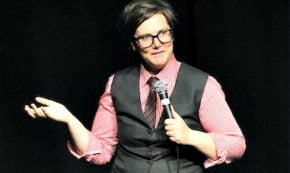 On Hannah Gadsby's Stand-up Special 'Nanette'