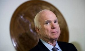 John McCain, Dead at 81, Helped Build a Country That No Longer Reflects His Values