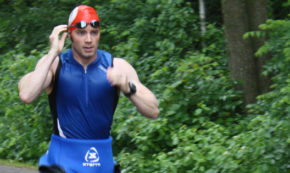 DADLY Dad's Coffee Table Book Features Triathlete Dad