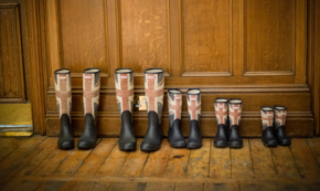 Our Shoes Ourselves: An Argument Against Take-Off-Your-Shoes Houses