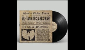 'PEARL HARBOR' New Vinyl Album from WU-TANG Now Available for Pre-Sale!