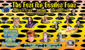 The Fifth Beatle at The Fest for Beatles Fans Chicago!
