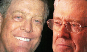 The Koch Brothers' Ploy [Video]