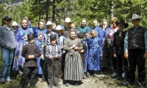 Amish Values and My Wife