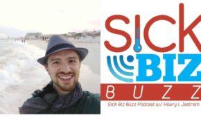 Sick Biz Buzz 025: Andrew Walton on Relaunching Success