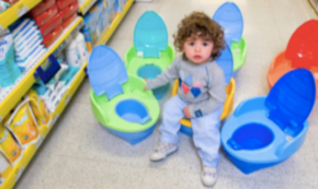 Toilet Training Without Tears (Yours or Your Child's)