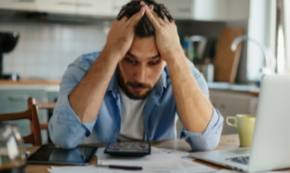 The Stress of Debt