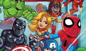 MARVEL SUPER HERO ADVENTURES SEASON TWO SET TO PREMIERE MONDAY, OCTOBER 22ND ON DISNEY CHANNEL, DISNEY JUNIOR AND THE DISNEYNOW APP